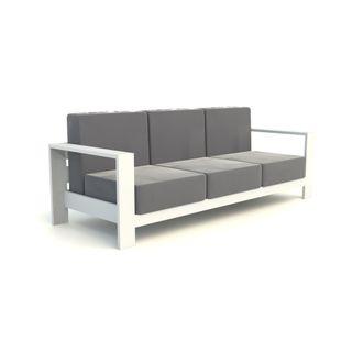Shade loungebank