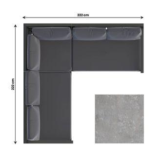 Timber Loungeset