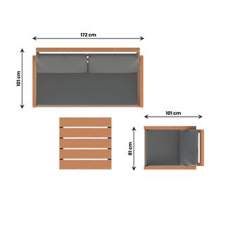 Block Loungeset